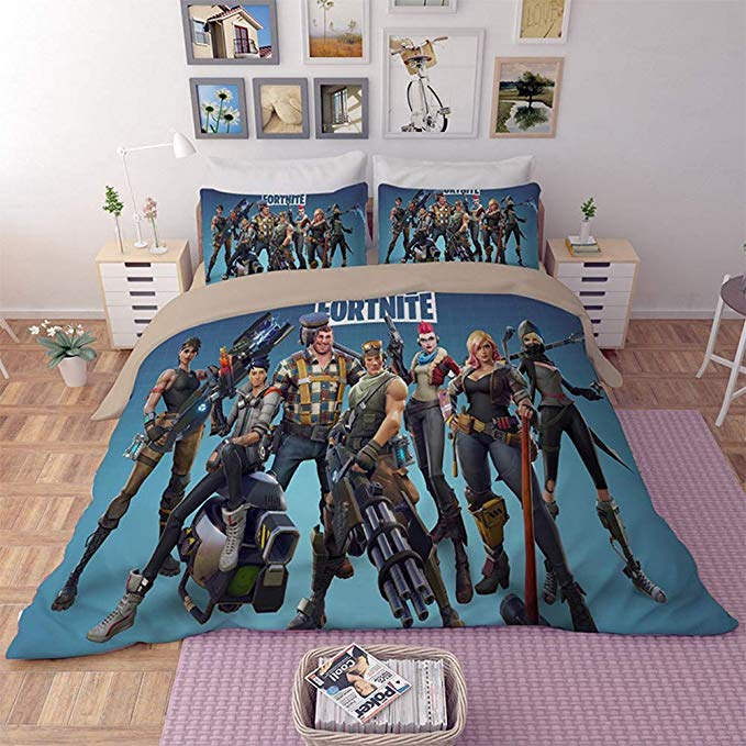Fortnite Bed Covers