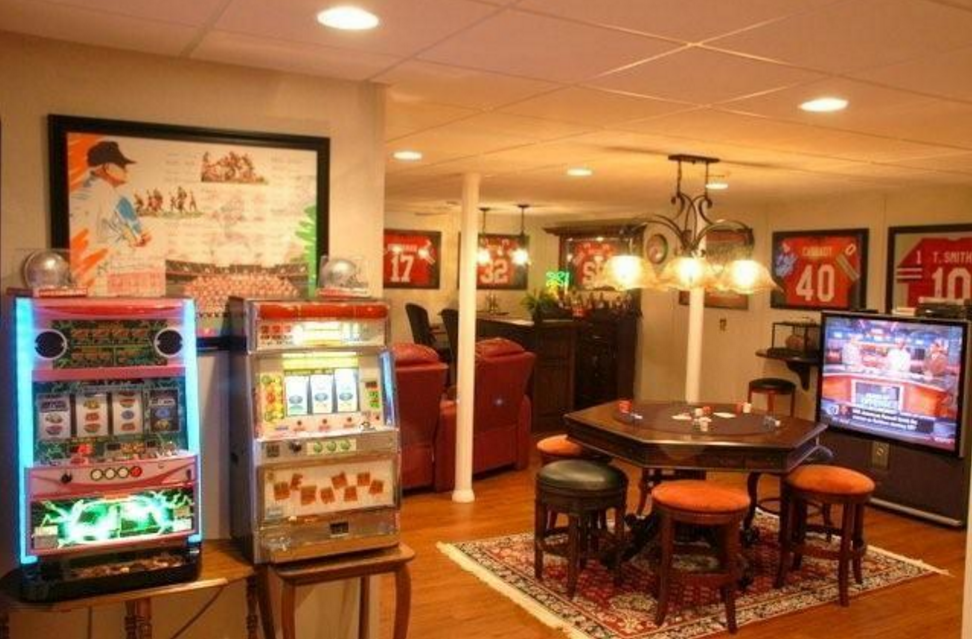37 Epic Man Cave Ideas The Handy Guy